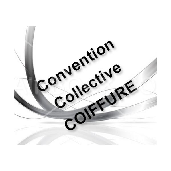 convention collective coiffure