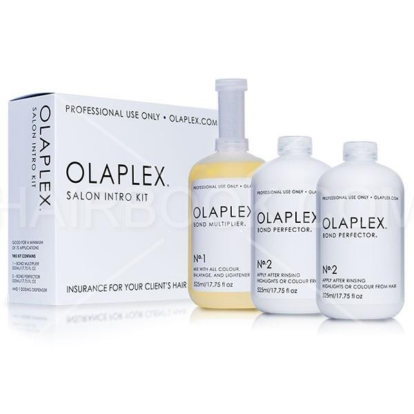 Olaplex révolutionne la technique